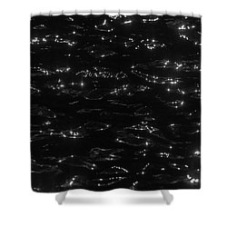 Wildcat Sparkle Shower Curtain