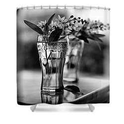 Wildflowers Still Life Shower Curtain