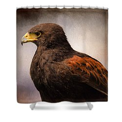 Wildlife Art - Meaningful Shower Curtain