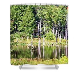 Wildness Shower Curtain