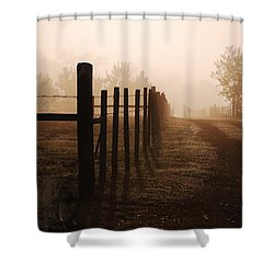 Will They Be Mist Shower Curtain