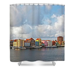 Willemstad Shower Curtain