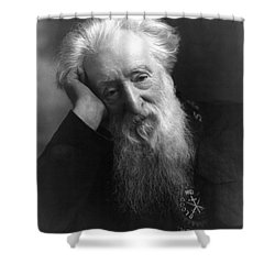William Booth (1829-1912) Shower Curtain by Granger