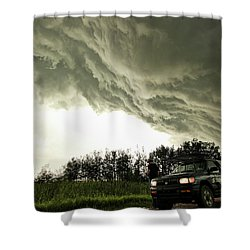 Willowbrook Beast Shower Curtain