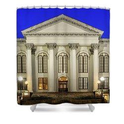 Wilmington North Carolina City Hall Shower Curtain