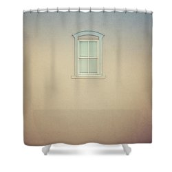 Window And Wall Shower Curtain