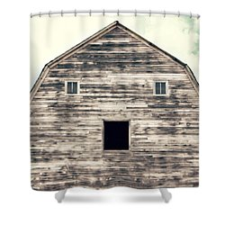 Shower Curtain featuring the photograph Window To The Soul by Julie Hamilton