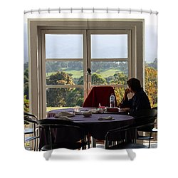 Window To The World Shower Curtain