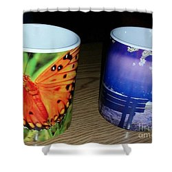 Windows From Heaven Products Shower Curtain