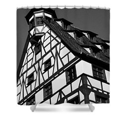 Windows ... Shower Curtain by Juergen Weiss