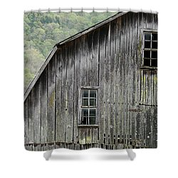 Windows Of The Past Shower Curtain