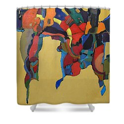 Windsong Shower Curtain