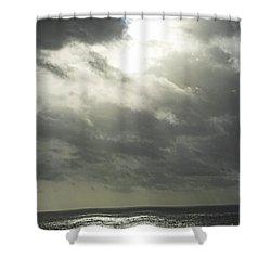 Windy Daybreak Perdido Key Fl Shower Curtain