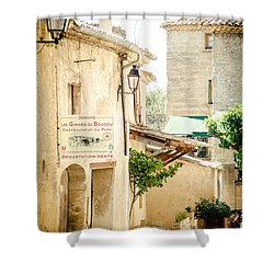 Shower Curtain featuring the photograph Wine Country by Jason Smith