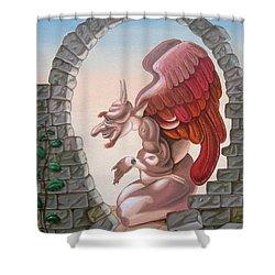 Winston Churchill, Shower Curtain