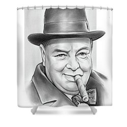 Winston Shower Curtain