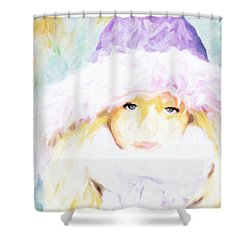 Winter  Shower Curtain