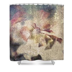 Winter Fugue Shower Curtain
