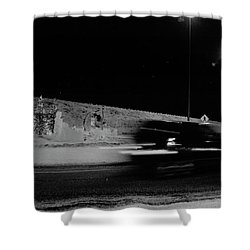 Shower Curtain featuring the photograph Winter In North Pole by Tara Lynn