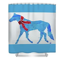 Winter's Coming Shower Curtain