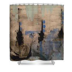 Winters Dream Shower Curtain