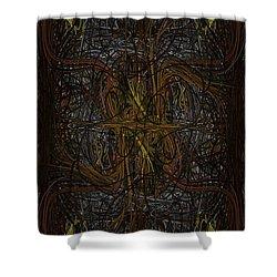 Wired Shower Curtain