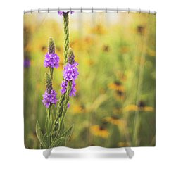 Wisconsin In July Shower Curtain