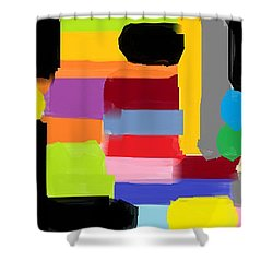 Wish - 14 Shower Curtain