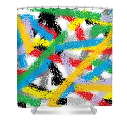 Wish - 21 Shower Curtain