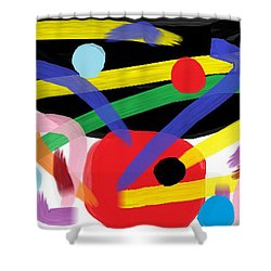 Wish - 22 Shower Curtain