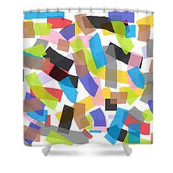 Wish -30 Shower Curtain