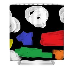 Wish - 33 Shower Curtain