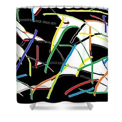 Wish - 39 Shower Curtain