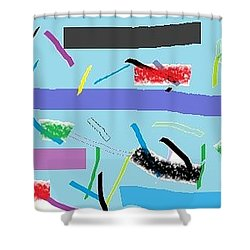Wish - 40 Shower Curtain
