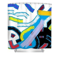 Wish - 42 Shower Curtain