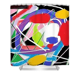Wish - 43 Shower Curtain
