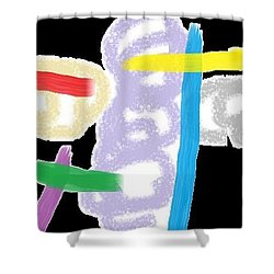 Wish - 55 Shower Curtain