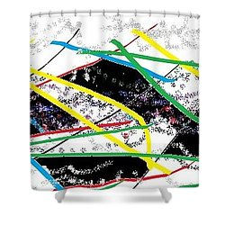 Wish - 58 Shower Curtain