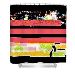 Wish - 60 Shower Curtain