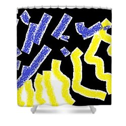 Wish - 64 Shower Curtain