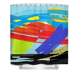 Wish - 85 Shower Curtain