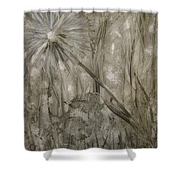 Wish From The Forrest Floor Shower Curtain