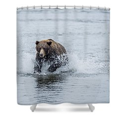 Shower Curtain featuring the photograph Wish Me Luck by Sandra Bronstein