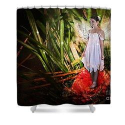 Wishing Shower Curtain