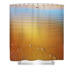 A Shore Thing  Shower Curtain
