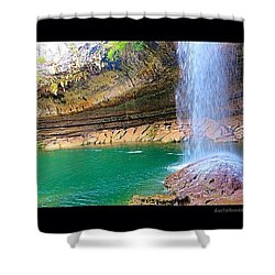 Wishing You A #beautiful #zen Like Day! Shower Curtain