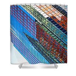 Wishing You A #bright And #colorful Shower Curtain