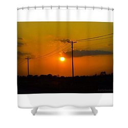 Wishing You A #magical #colorful Shower Curtain