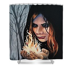 Witchery Shower Curtain