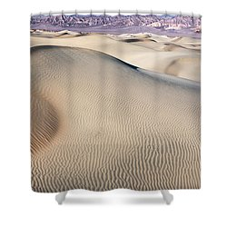 Shower Curtain featuring the photograph Without Water by Jon Glaser